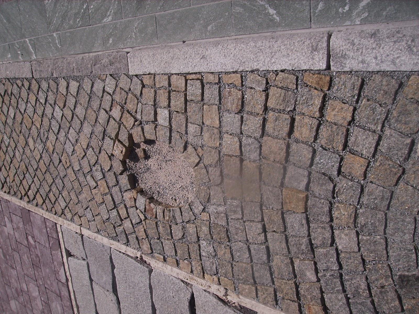 La pietra di luserna foto di pavimenti in cubetti - Foto pavimenti ...