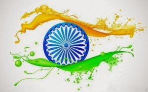 Happy Indian Independence Day Mobile Sms In Hindi or English Greetings