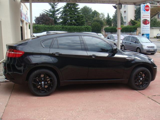 Bmw x6 noir annonce vendue bmw x6 f16 m50d suv noir for Garage ford clamart