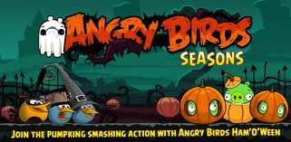 Android Smart Phone Angrybirds