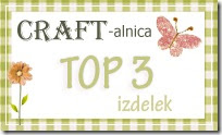 TOP 3 CRAFTALNICA