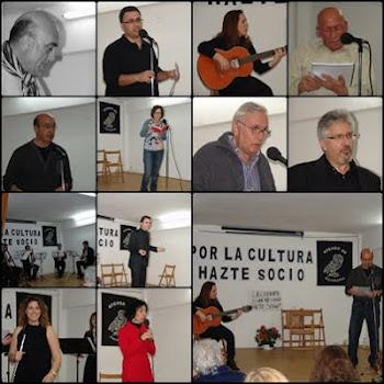 Recital en el ATENEO de Salamanca