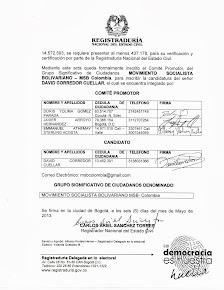 Acta Incscripción Pre-Candidatura