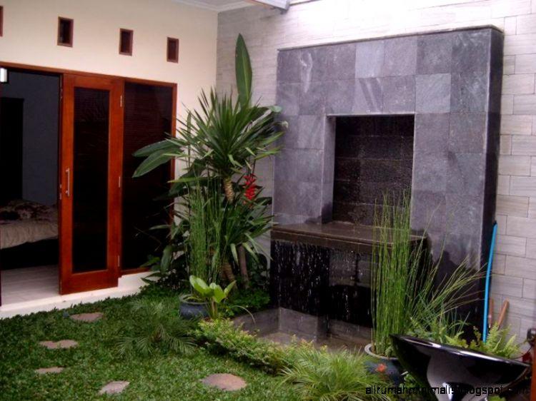 taman belakang rumah minimalis design rumah minimalis