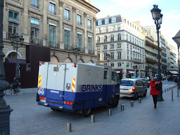 Carro Forte na França