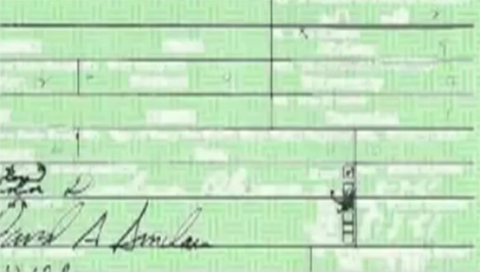 Obamas Birth Certificate Is Fake Oddetorium