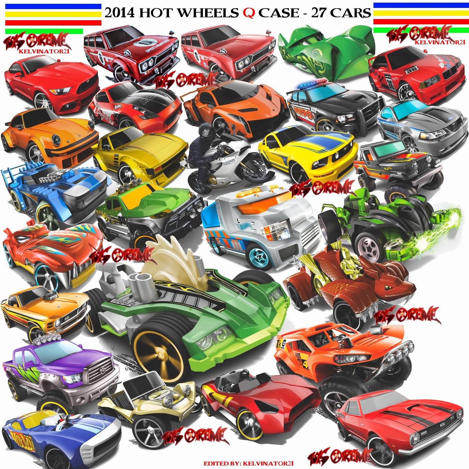 List Of 2014 Super Treasure Hunt Hotwheel Cars.html | Car Review ...