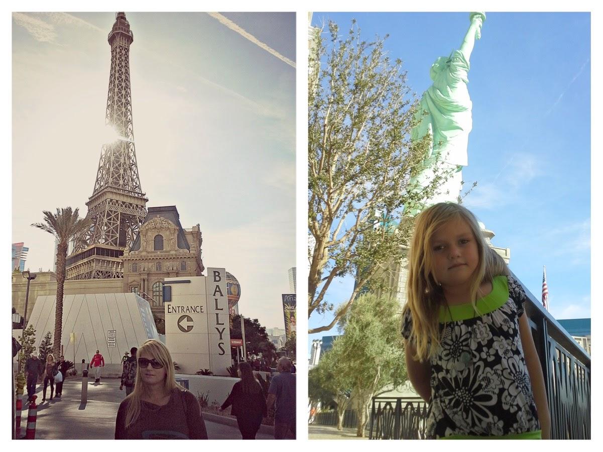 Lizzie Lau Las Vegas Paris Liberty