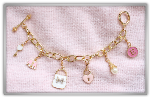 Etude House Charm Bracelet korean blog beauty blogger Accessories jewelry cute kawai