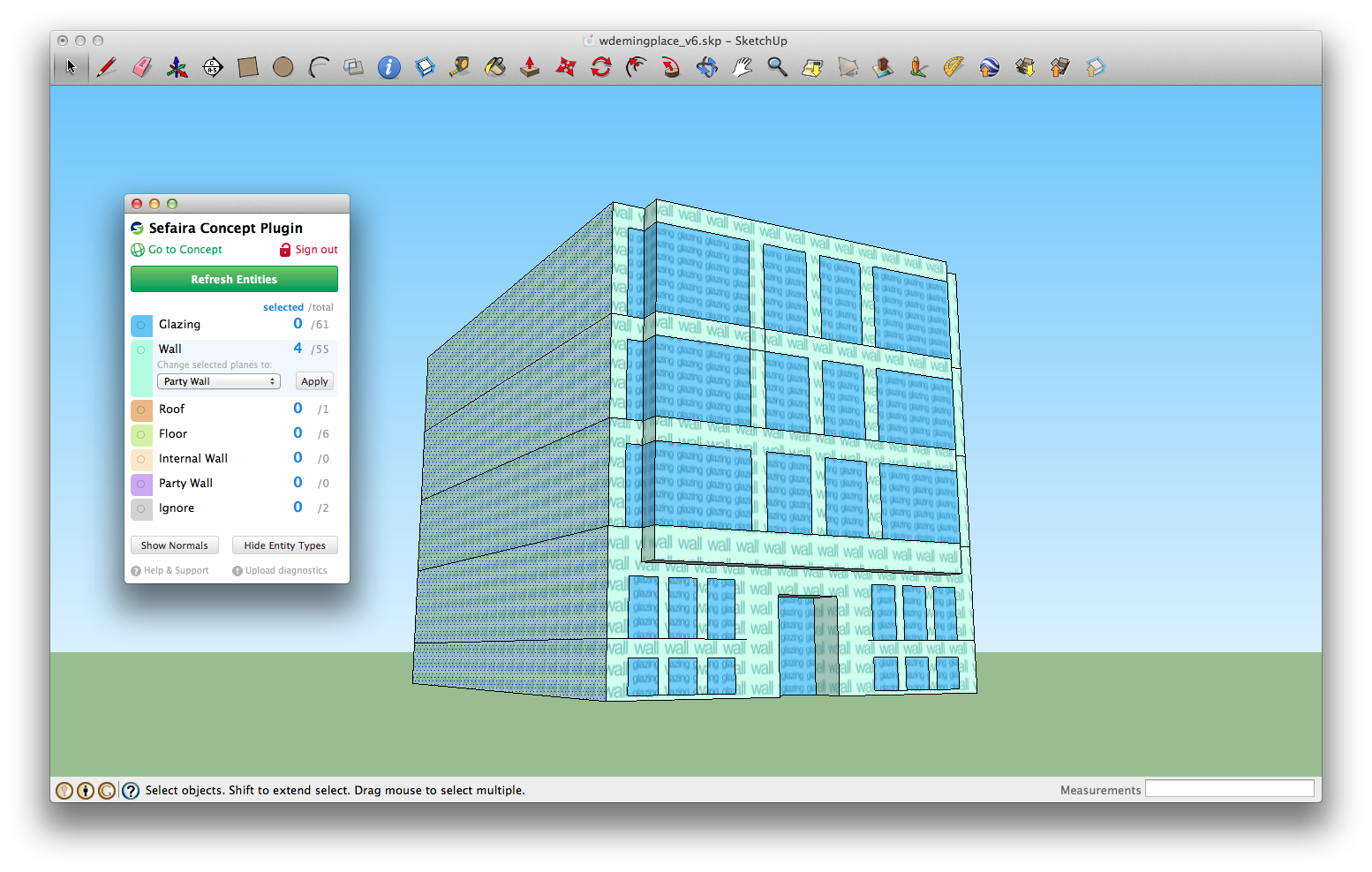 Retired Sketchup Blog Sketchup Pro Case Study Green Building Design With Sefaira And Sketchup Pro