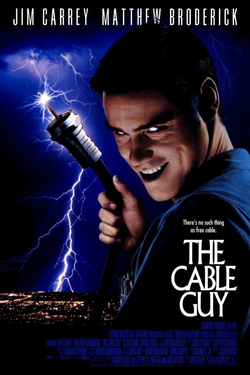 Octobersky: Top 5 Thursday: Jim Carrey Movies