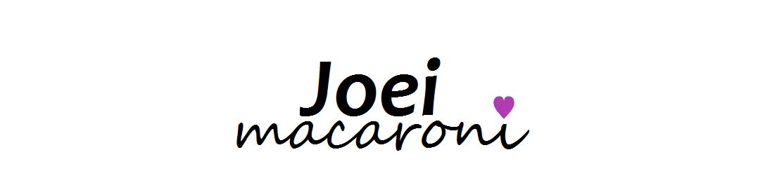 JOEIMACARONI ♥♥♥