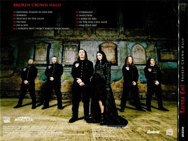 Discografía|Lacuna Coil|FLAC|Gothic Metal/Alternative Metal