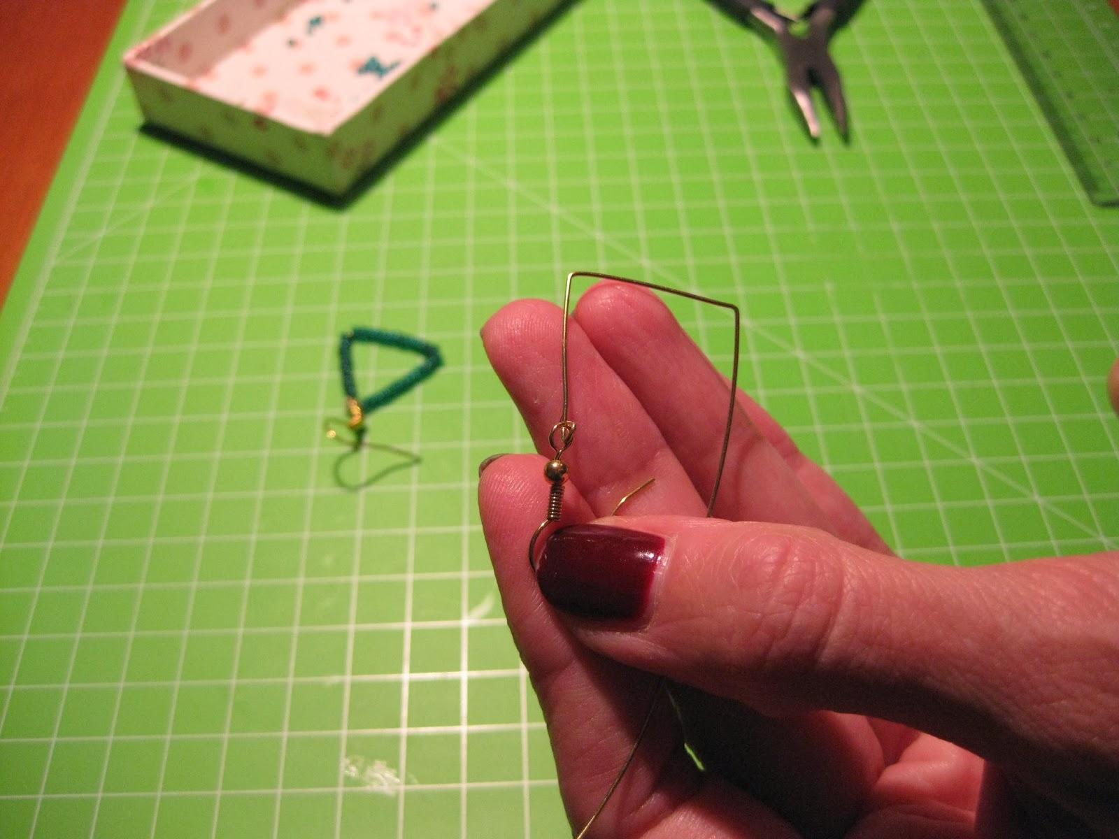 I wear my own! DIY Blog: Schmuck