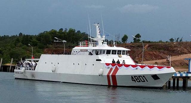 Pemerintah Tambah Kapal Pengawas Ilagel Fishing