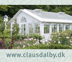 Claus Dalbys inspirerande trädgård!