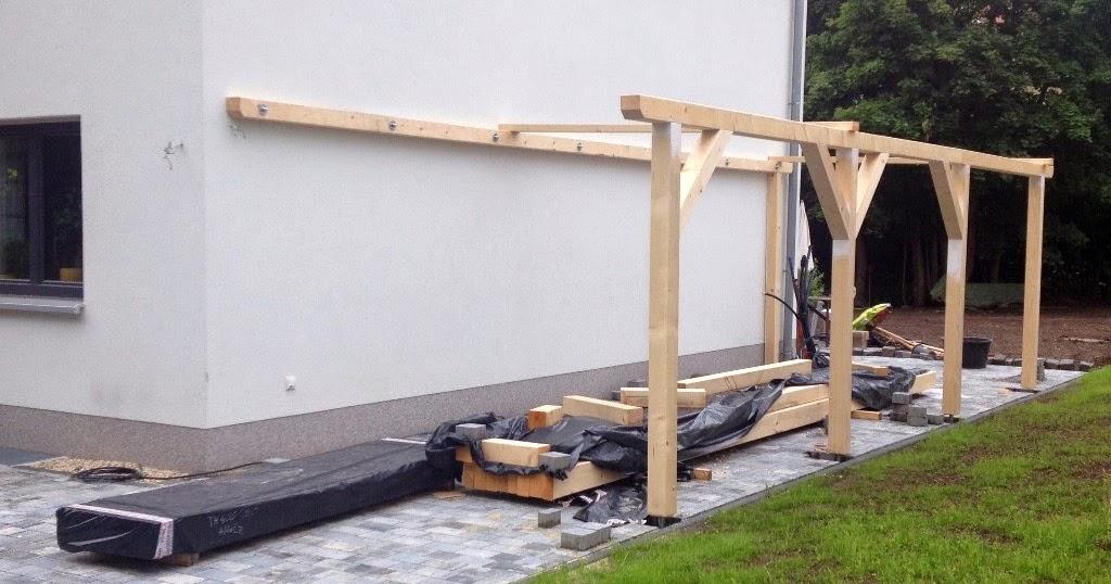 hum 39 s baublog unser carport kommt. Black Bedroom Furniture Sets. Home Design Ideas