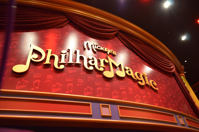 Mickey's PhilharMagic, Tokyo Disneyland