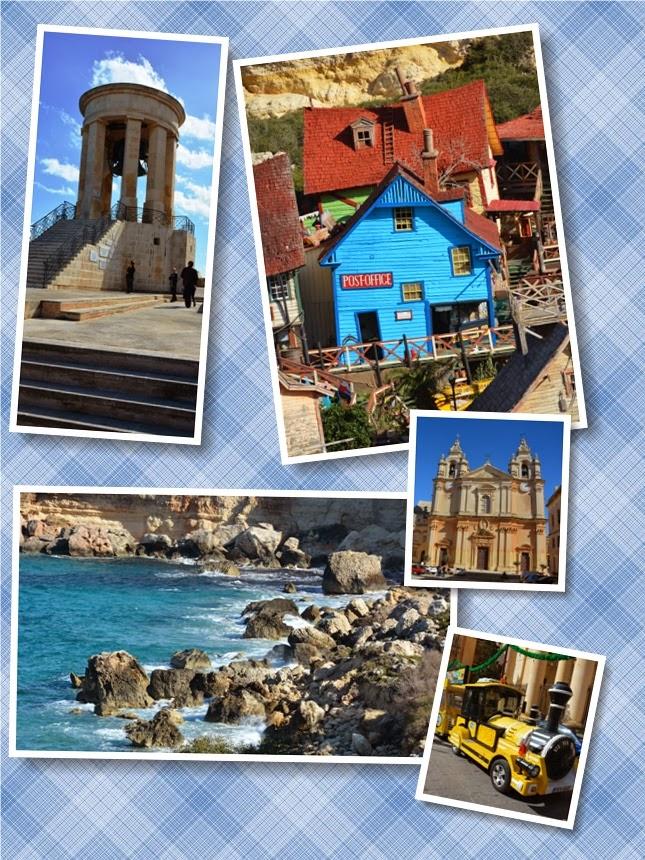 Collage Malta March 2014