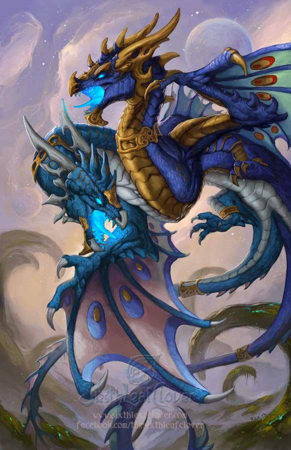 Zodiaco Dragón Signo Geminis