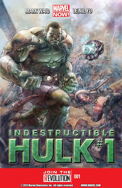 Indestructible Hulk (Marvel Now) Comics Gratis descargar Español