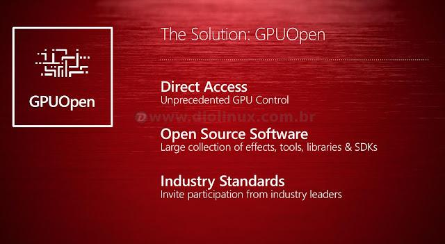 Driver AMD para Linux