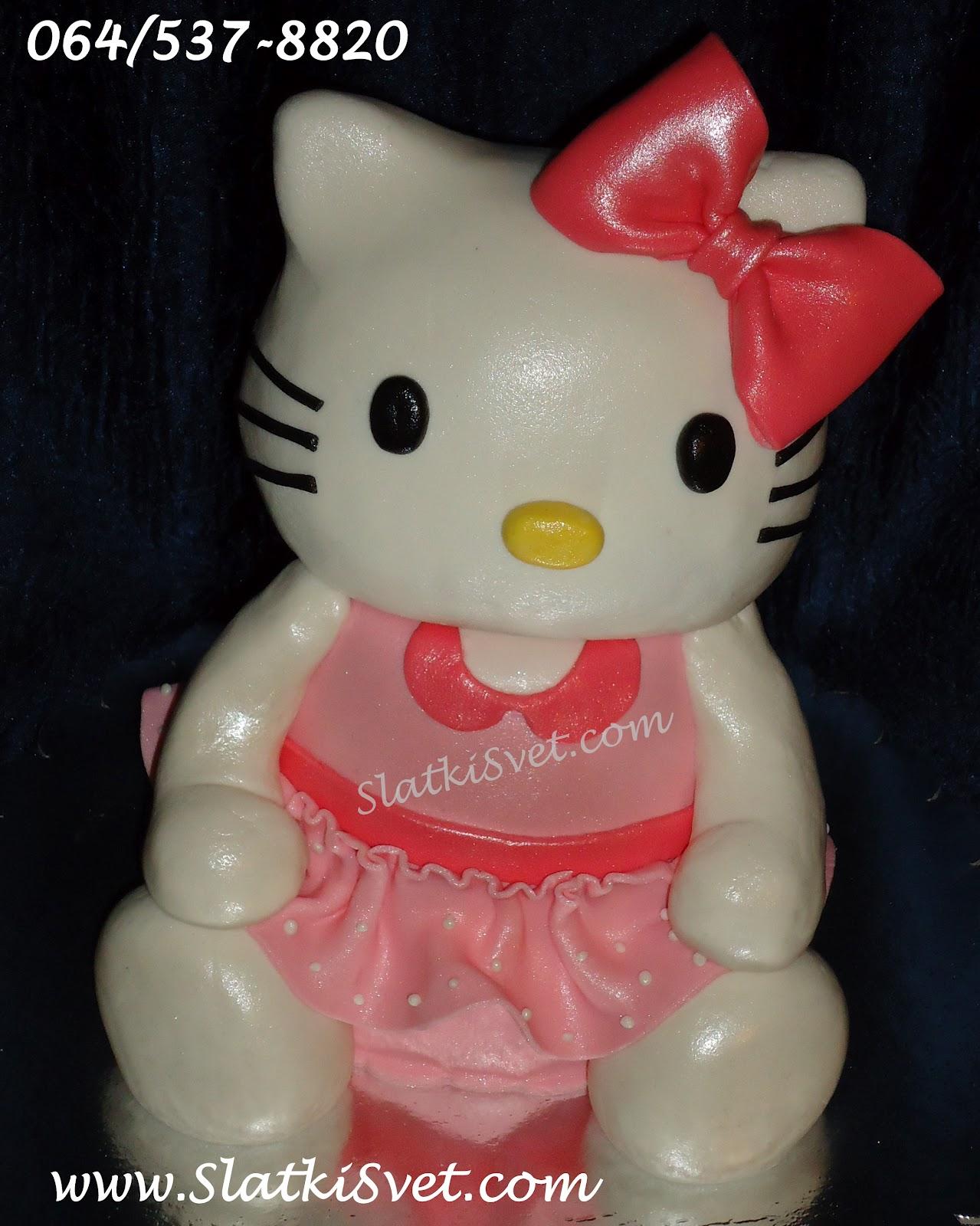 Hello Kitty Tapete Novi Sad : Rodjendanske Torte Za Devojcice