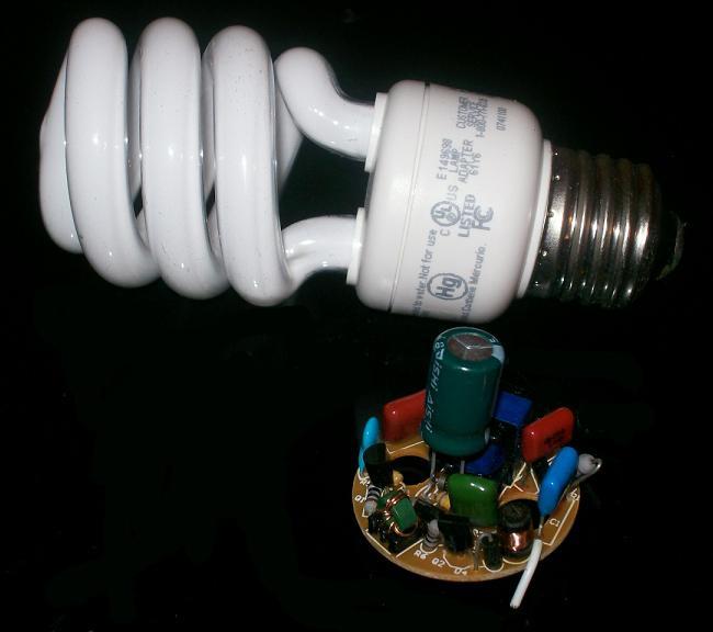 O pinar l mparas de bajo consumo l mparas compactas - Lampara tubo fluorescente ...