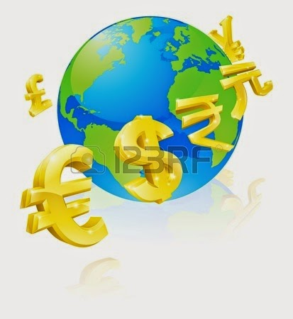Foreign exchange define