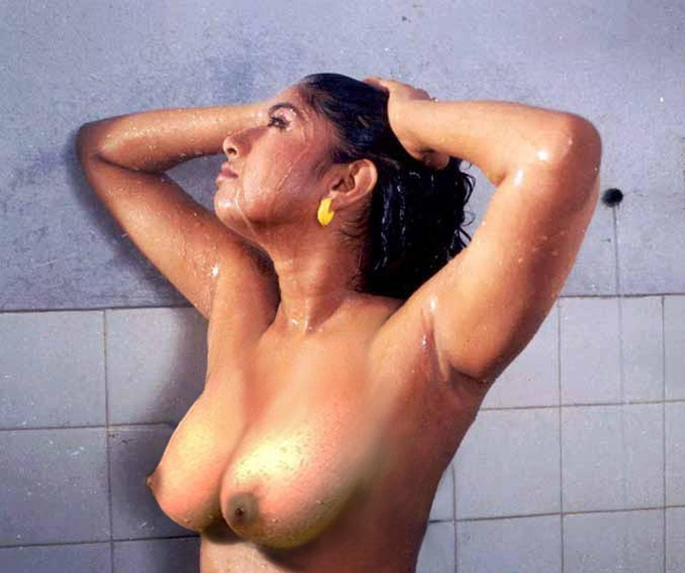 nude fat boy shower