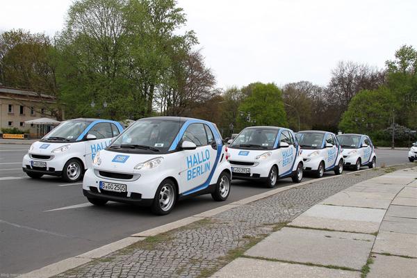 car2go llega a berl n el car sharing se extiende por europa forococheselectricos. Black Bedroom Furniture Sets. Home Design Ideas