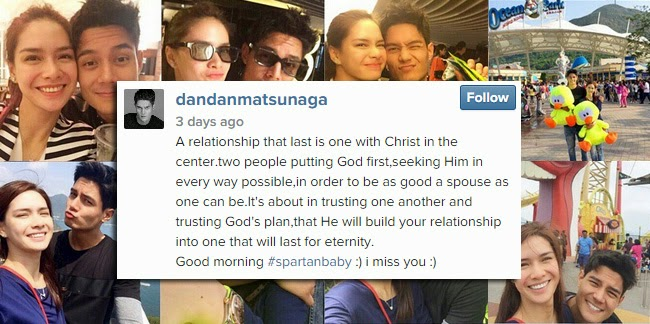 Model Actor Daniel Posted a Photo with Erich that Seems to be a Confirmation of thier Relationship