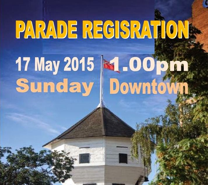 Parade Registration