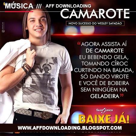 Wesley Safadão – Camarote – Dezembro – 2014