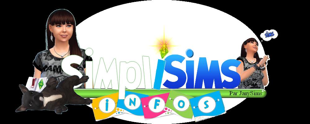 SimpliSIMS Infos