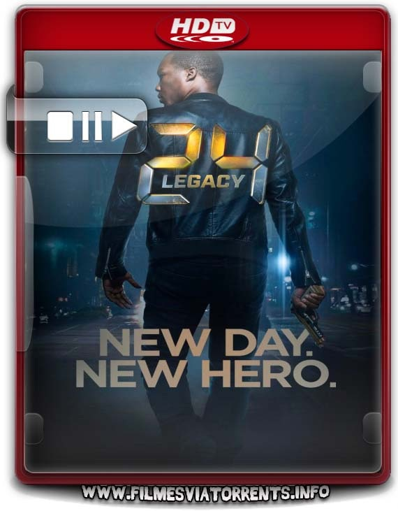 24: Legacy 1ª Temporada