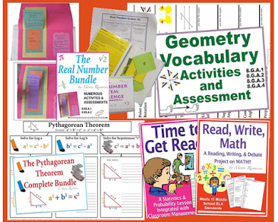 https://www.teacherspayteachers.com/Product/8th-Grade-Math-Bundle-of-Engaging-Activities-to-Start-Your-Units-1964556
