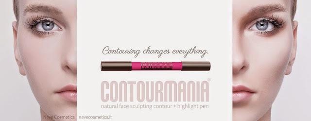 Preview: Contourmania Matita Contouring - Neve Cosmetics