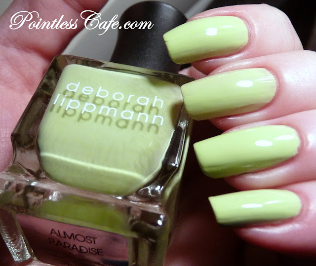 Deborah Lippmann Footloose and Almost Paradise