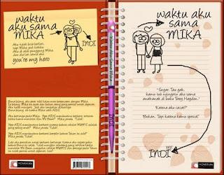 "Cover Buku ""Waktu Aku Sama Mika"""