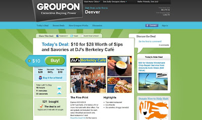 10 Groupon %Category Photo