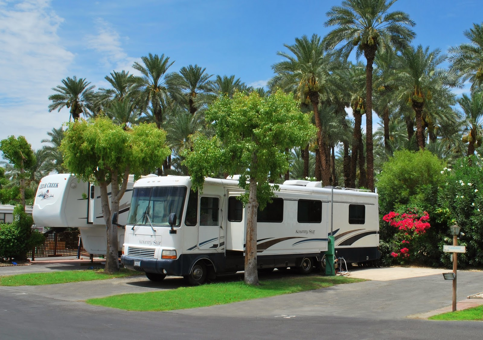 Passport America Site Seers Indian Wells Carefree Rv