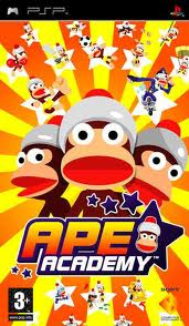 Download - Ape Escape - Academy - PSP - ISO