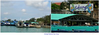 Pelabuhan Pulau Tidung
