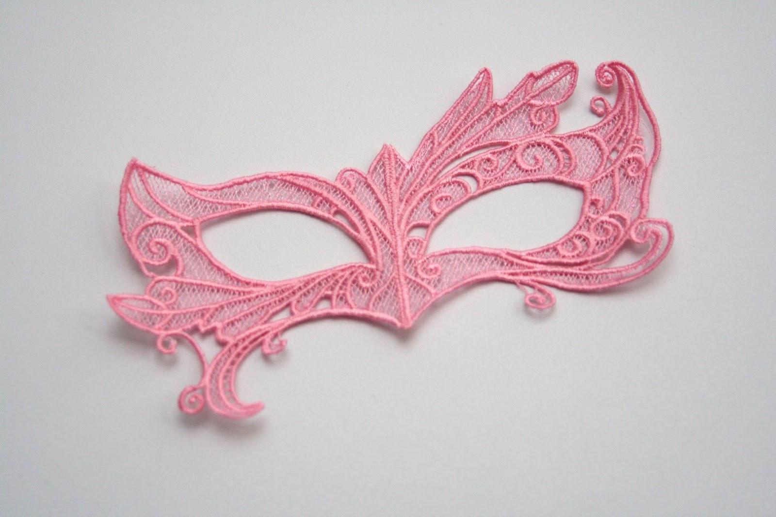 Lace Mask Template Pri...