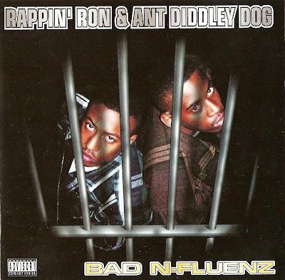 rappin ron ant diddley dog bad n fluenz 1996