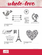 Whole Lot of Love Stamps