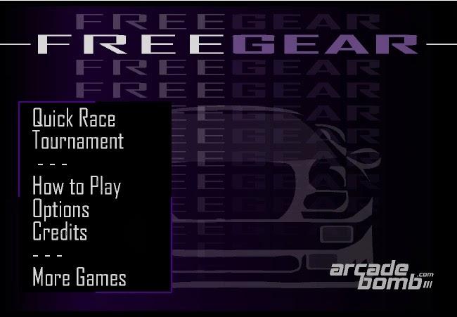 Freegear-Game Permainan Balapan Mobil Online