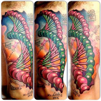 Tatuaje científico