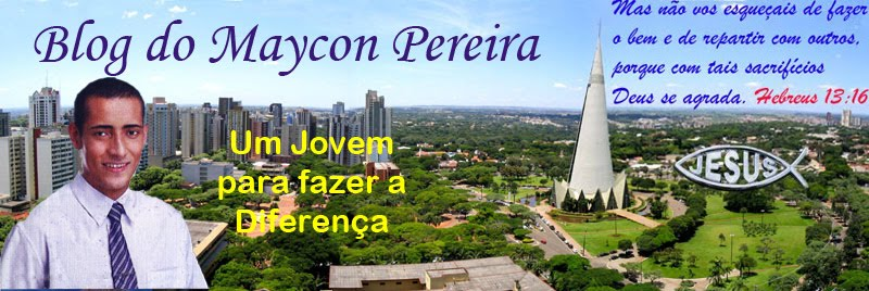 BLOG DO MAYCON PEREIRA